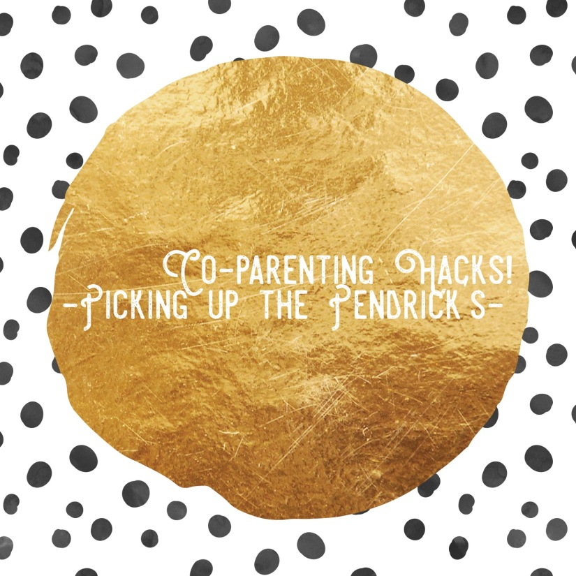 Co-Parenting: A Guide to Making it Simple, and Not Being a Jerk.