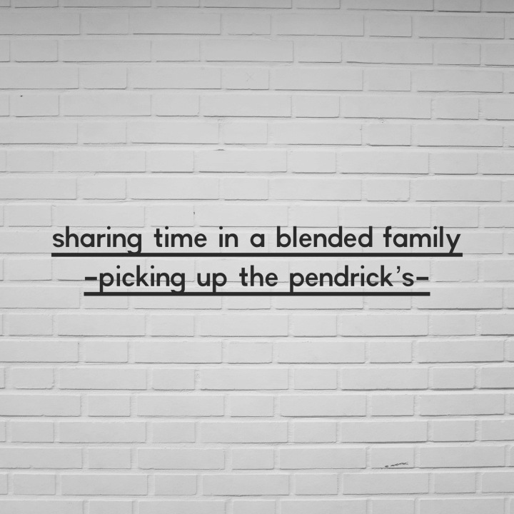 Sharing Time In A Blended Family